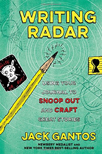 Writing Radar Book Cover